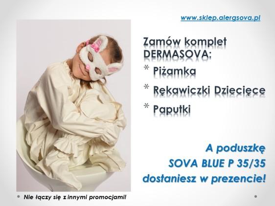 DERMASOVA Komplet - Poduszka gratis small