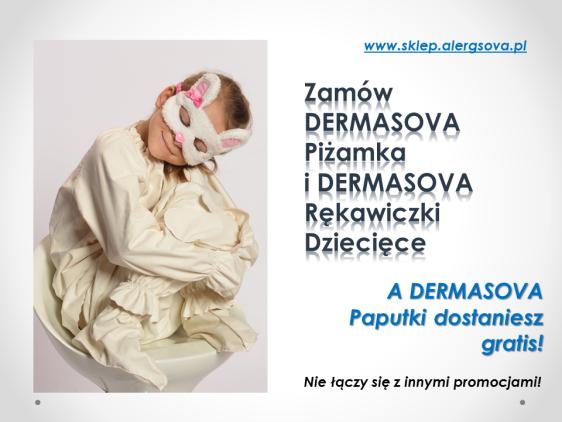 DERMASOVA Paputki gratis!
